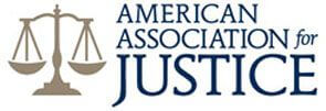 Badge Recognizing Dulaney, Lauer & Thomas, LLP by American Association for Justice