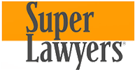 Logo Recognizing Dulaney, Lauer & Thomas's affiliation with SuperLawyers