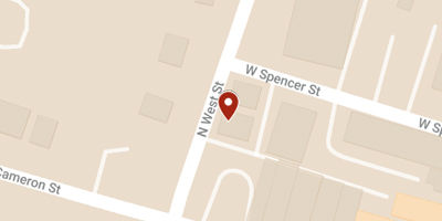 Culpeper Injury Attorneys Office Map